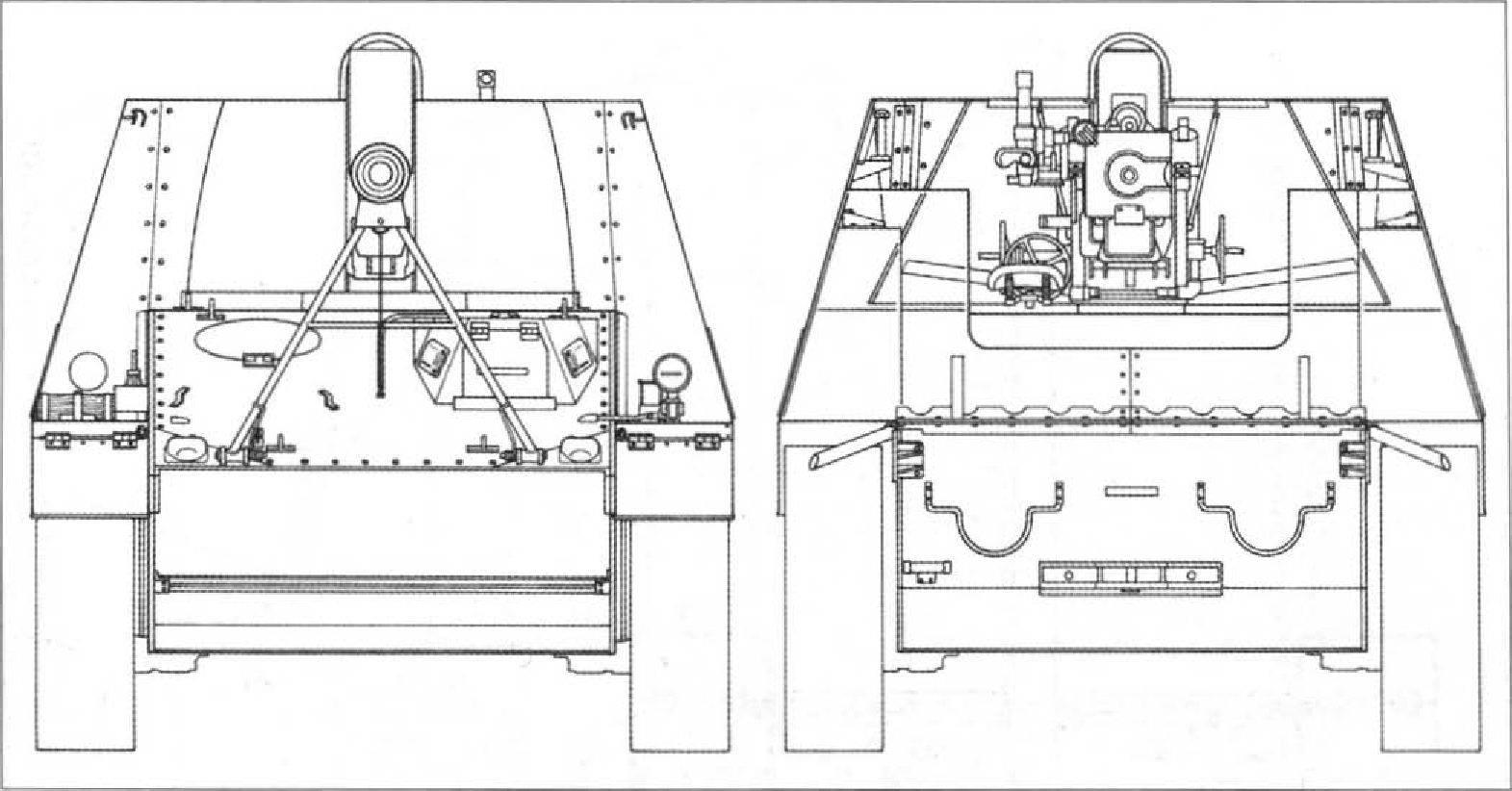 схема плавающего ствола