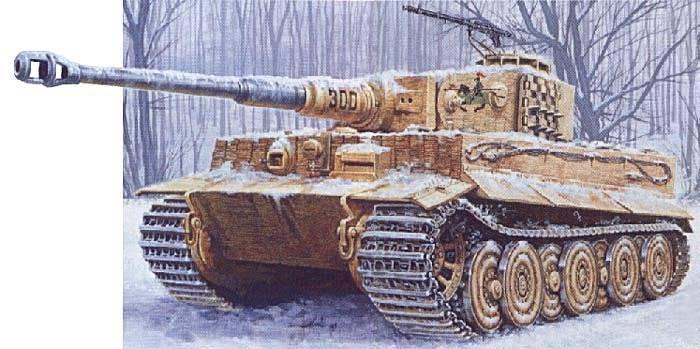 Библиотека бронетехники и артиллерии